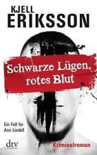 Schwarze Lügen, rotes Blut / Ann Lindell Bd.6 von Kjell Eriksson (2010, Taschen…