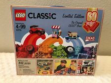The Original LEGO CLASSIC Brick 60th Anniversary LIMITED EDITION  NIB