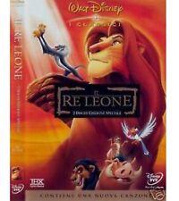 DISNEY DVD Il re leone - ed. DE LUXE (2 dvd)