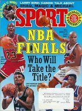 1993 Sport Magazine: Michael Jordan/Charles Barkley/David Robinson/Patrick Ewing