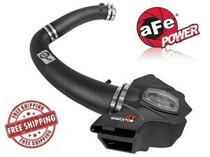 aFe Power Momentum Air Intake System w/ Pro Dry for 11-15 Dodge & Jeep 3.6L V6