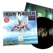 Iron Maiden Seventh Son of a Seventh Son [in-shrink] LP Vinyl Record Album