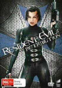 Resident Evil - Retribution DVD