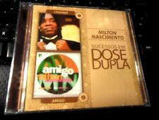 Dose Dupla Vol 2 by Milton Nascimento 2x CD 2007 WEA Brazil) Crooner/Amigo latin