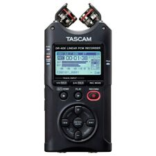 Tascam DR-40X Portable 4 Track Recorder and USB Audio Interface