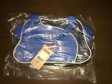 NBA Oklahoma City Thunder Faux Leather Purse Official Gear Russel Westbrook WOW