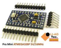 Pro Mini ATMEGA328P 5V/16MHz Module with Bootloader Pin Header for Arduino