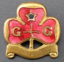 Enamel Pre 1940s Decade Collectable Scout & Guide Badges