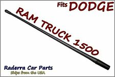 "FITS: 2009-2017 Dodge Ram Truck 1500 - 13"" SHORT Flexible Rubber Antenna Mast"