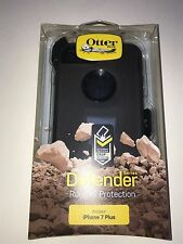 NEW Otterbox DEFENDER for Apple iPhone 7 Plus Case Rugged Protection Belt Clip