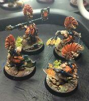 Warhammer Underworld Shadespire FireSlayer Painted