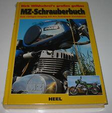 Reparaturanleitung MZ - Motorräder TS 125, TS 150, TS 250, ETZ 150, ETZ 250, ..!