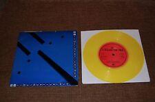 "U2-11 O'Clock Tick Tock 7"" Yellow Vinyl-CBS 8687 Boy-Varient"