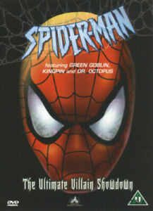 Spider-Man: The Ultimate Villain Showdown DVD (2002) Spider-Man cert U FREE POST