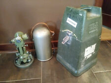 Wild Heerbrugg Theodolite T2 w/ bullet case & carrying case - srl 148178