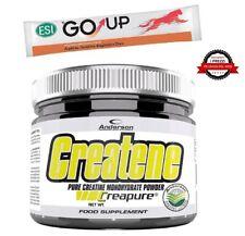 CREATINA Creapure 500 Grammi Anderson Createne Simplex Powder + GO UP