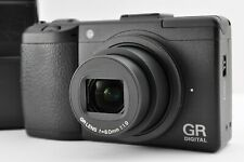 TOP MINT RICOH GR Digital III Camera 6.0mm f/1.9 Lens by DHL from Japan #BL15