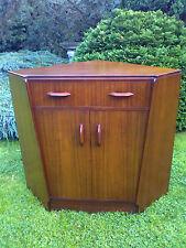 1950's G.Plan Retro Corner Desk/TV Stand