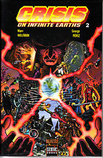 CRISIS ON INFINITE EARTHS   VOL  2  SEMIC BOOKS   EDITIONS SEMIC
