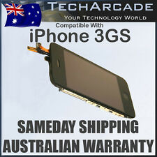 iPhone 3GS Front Glass LCD Display Digitizer Touch Screen Full Complete Assembly