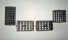 Air Condition Ventilator Grille Set Gray for 88-97 Toyota Hilux Ln85 90 Pickup