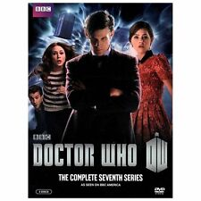 Doctor Who: The Complete Seventh Series (DVD,2013, 5-Disc Set) Season 7 Seven