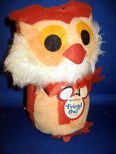 Vintage DISNEY plush OWL from Winnie the Pooh California Stuffed Toys - MWT