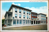 1930 Postcard: New Saulpaugh Hotel - Catskill, New York NY
