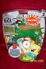 NICKTOONS SUMMER CAMP Plug & Play TV GAMES