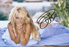 Pamela Anderson Autographed signed photo