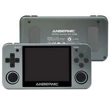 Anbernic RG350M Handheld Game Console Neogeo,NES, SNES, PS1 2500 Games + 32GB SD