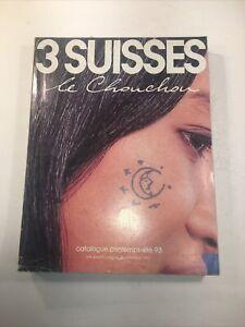 Catalogue 3 SUISSES Printemps Été 1993