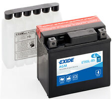 Batteria moto EXIDE ETX5-L 4Ah 70(EN) 105x70x113 - 12N5-3B - YB5L-A/B YT5L-BS