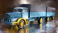 * Brekina 71161 IFA H16 Lorry and Trailer With Removable Covers 1:87 HO Scale
