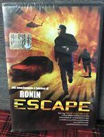 Escape (2005) DVD Nuovo Sigillato Action Movie Yegor Konchalovsk Thriller