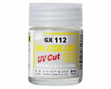 Mr.Hobby GSGX112 Mr.Color Cut Gloss GX Super Clear III UV (18ml) modellismo