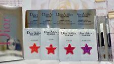 Dior Stellar Colour Hydrating Care Lip Shine with Lip Brush 0.4ml x 4 Colors