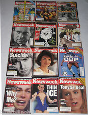 Newsweek 1994, 12 Issues That May Interest You