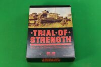 Trial of Strength - War on the Eastern Front - Panther Games - Unpunched - 1985
