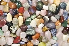 Wholesale Tumbled Assorted Stone Mix - 55 Pounds