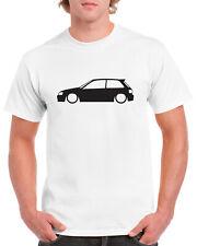 Toyota Starlet GT Turbo EP82 100% Cotton Crew Neck Short Sleeve T-Shirt