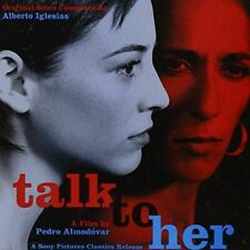 Talk to Her [Audio Cd] Alberto Iglesias and Iglesias, Alberto