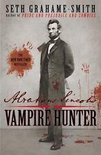 Abraham Lincoln : Vampire Hunter by Seth Grahame-Smith (2011, Paperback /...