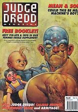 JUDGE DREDD	The Megazine	no.	64	Oct	14	1994