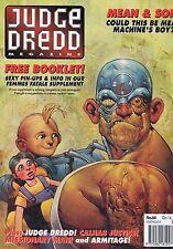 JUDGE DREDD The Megazine no. 64 Oct 14 1994