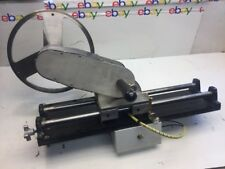 """Engis Hyprez 28"""" Lapping Systems Lapper, Mo. 28LM230VP Lifting Jig Plate Mount"""