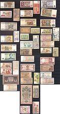 Sammlung Banknoten Russland & Staaten der ehemaligen Sowjetunion