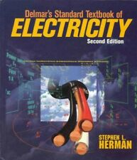 Delmar's Standard Textbook of Electricity by Herman, Stephen L. Paperback Book