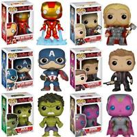 MARVEL AVENGERS AGE OF ULTRON -  POP FIGURE 6 DESIGNS TO CHOOSE FROM - FUNKO