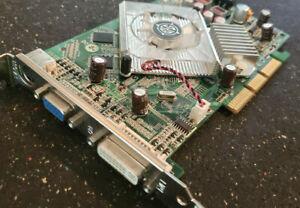 BFGR73512GT BFG GeForce 7300GT 512MB DDR2 AGP DVI VGA TV-Out Video Graphics Card